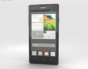 Huawei Ascend G700 Black 3D model