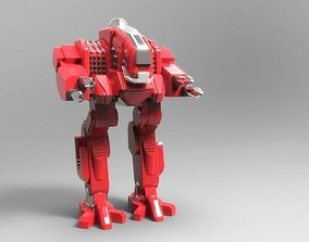 Mech 5 3D printable model