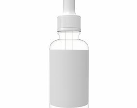 drop Dropper Bottle 3D model
