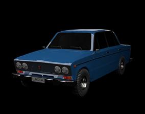 LADA -2106 3D model
