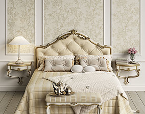 BED NEOCLASSIC 3D