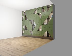 3D model architecture Wall decor