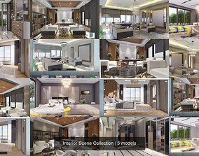 Interior Scene Collection 3D