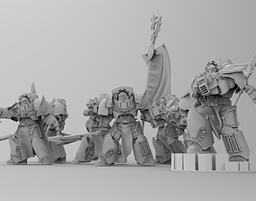 3D print model Palatine Destroyers
