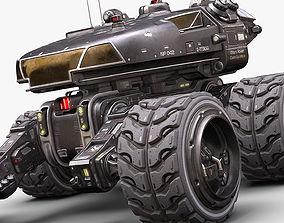 colonization 3D Mars Rover