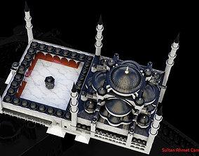 3D printable model Blue mosque