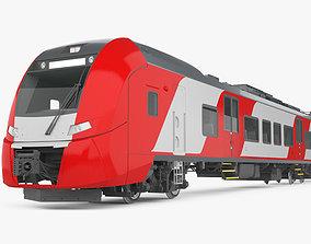 Siemens Lastochka 3D model