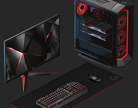 3D PC Gamer Set