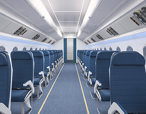Airplane Cabin 3D model