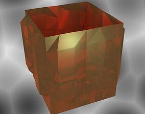 cylinder Box Vase 3D printable model