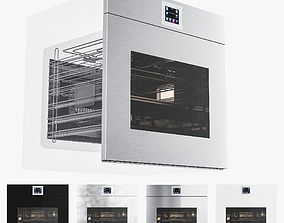 Barazza ovens 3D model