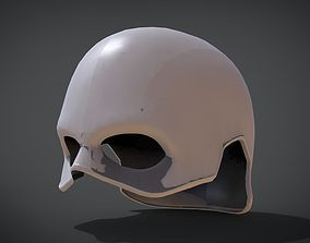 Helmet Captain America 3D printable model