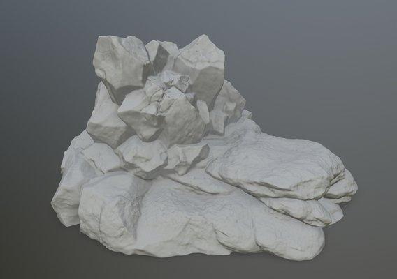 3D Print Stone