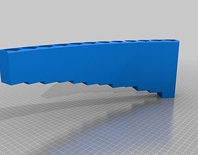 3D print model Tunable Pan Flute