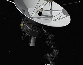 3D model Voyager nasa