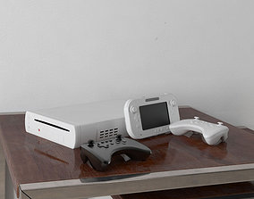 3D gaming console 04 am156