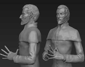 Havelock Vetinari - Discworld - 3D print ready morpork