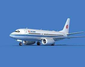 Boeing 737 MAX 7 Air China 3D