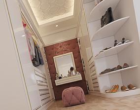 3D Dressing Room wardrobe clothes