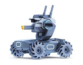 DJI RoboMaster S1 electronics 3D