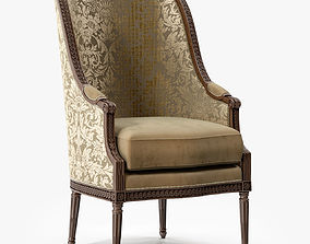 3D asset Ralph Lauren Home Victoria Falls Louis XVI Chair