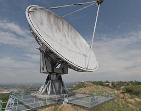 3D asset Satellite Antenna