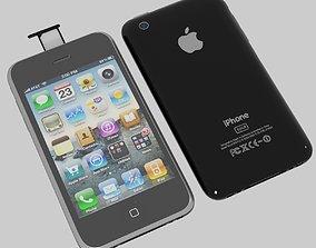 Iphone 3gs 3D model
