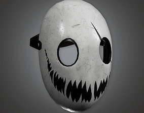 BHE - Robbery Mask 2 - PBR Game Ready 3D asset