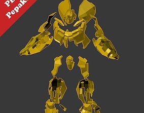 Bumblebee full suit Pepakura PDO 3D printable model