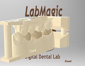 Digital Dental Model cad