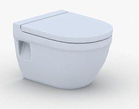 3D asset 1539 - Toilet
