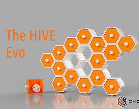 3D printable model The HIVE Evo - Modular Drawer System