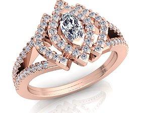 3D print model Diamond Ring 112