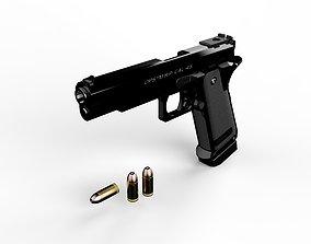 3D OPS - MRP CAL45 Pistol