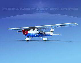 3D model Cessna T-51 V01