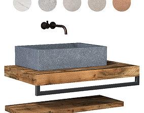 3D ABK BATH DESIGN Set A