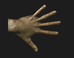 hand reference 3D print model