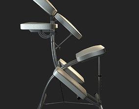 3D model Folding Massage Chair