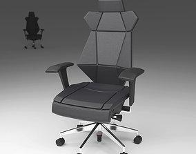 ITOKI Flip Flap Chair 3D model