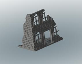 Building Ruin 1 3D printable model