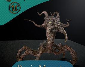 Boris Monster 3D model