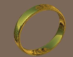 3D asset wedding ring