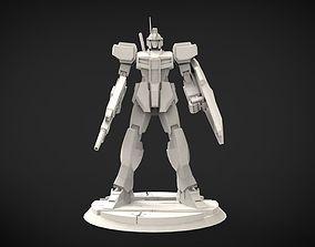 GAT-01 Strike Dagger 3D print model