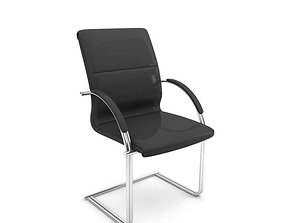 3D model Chair Office Chair
