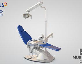 3D Dental set Gnatus S200