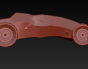 car of the future 3D printable model