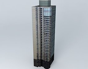 Fortune Garden Tower 4 3D