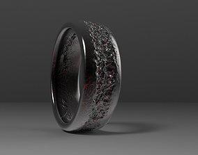 Scar Ring 3D print model