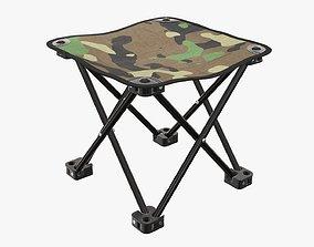 Folding chair portable 3D