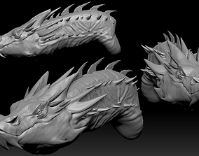 3D SMAUG THE DRAGON